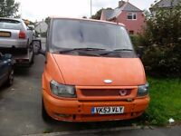 ford transit 125 hp