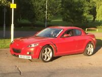 SPARES OR REPAIRS Mazda RX8 very clean