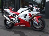 YAMAHA R1, MANY EXTRAS, FAST BECOMING A CLASSIC.