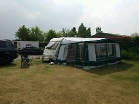 Eurovent caravan awning 700cmx400cm