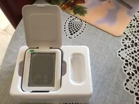 Clear blue advanced fertility monitor, nearly new
