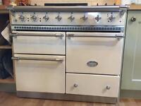 Lacanche Macon duel fuel range cooker