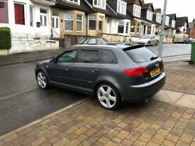 Audi a3 sportback 2.0tdi sline (170) Quattro