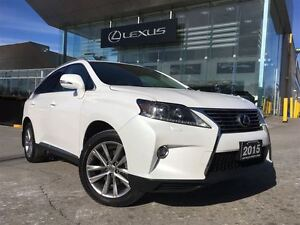 2015 Lexus RX 350 Sportdesign Edition AWD Back Up Camera Leather