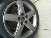 Audi Sport 17 inch alloys and tyres (SOLD)