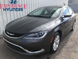 2015 Chrysler 200 Limited LOADED 9 SPEED LIMITED EDITION WITH AW