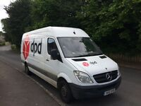 Weekend Driver/Courier (depot in Wotton Bassett
