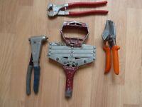 Mixed Hand Tools