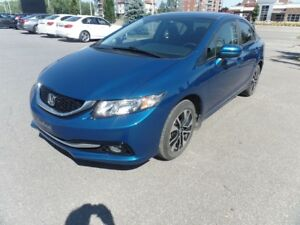 2014 Honda Civic EX, MAGS, TOIT, BANCS CHAUFF., BLUETOOTH