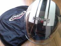 Caberg Riviera V2+ Pure open face motorcycle helmet