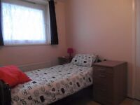 One single room and one twin room available in the same house in zone 2! bills included