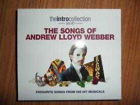 The Songs of Andrew Lloyd Webber