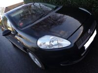 58 reg black top spec fiat punto 1.2 only 70k miles very good runner DRIVEAWAY OR DELIVERY AVAILABLE