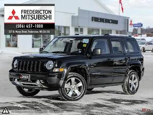 2016 Jeep Patriot HIGH ALTITUDE! 4X4! HEATED LEATHER! SUNROOF!