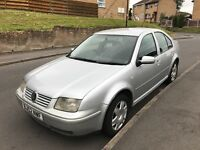 Vw bora se 1.9 tdi 110bhp 5-speed 52-plate! Mot august! Good runner! Px to clear at £395! NO OFFERS!