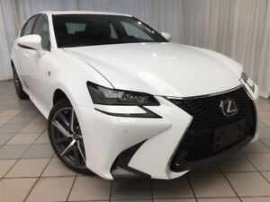 2017 Lexus GS 350 F-Sport Series 2:1 Owner, Fully Serviced, Low
