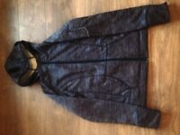 Dark grey hoodie - size medium
