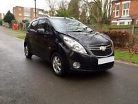 2011 Chevrolet Spark LS 1.2 only £30 Tax Free 3 months warranty Just Serviced, 12 months mot!