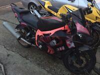 R6 Stuntbike