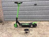 Rocket electric PRO scooter 24v new battery Aug 2017