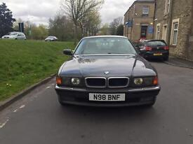 1996 BMW 735i Automatic Saloon Top of The Range Full Leather Last Owner 7 Years PX Welcome