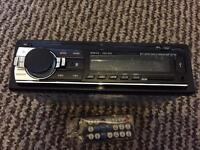 Brand New Car Radio With Remote
