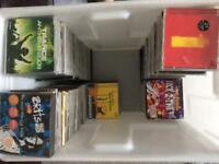 A range of cd
