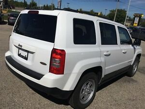 2013 Jeep Patriot NORTH ONLY 49KM NO ACCIDENTS 4dr FWD Sport/Nor Kitchener / Waterloo Kitchener Area image 6