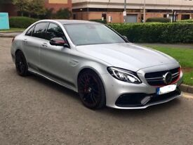 "C63 Amg edition 1 """" high spec """" px poss"