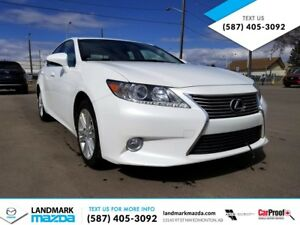 2013 LEXUS ES 350 SEDAN with ECO/SPORT MODES