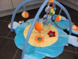 SOLD - Baby Musical playmat