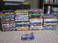72 dvds mix of films