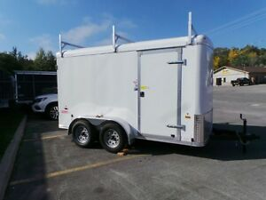 Trailer Racks Buy Or Sell Used Or New Cargo Trailers In
