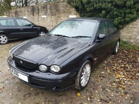 Jaguar X Type - 2.0D S - Nice condition for age and nice drive.