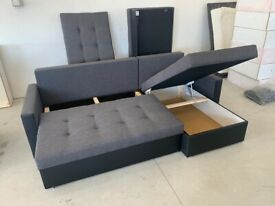 💥New Corner Sofa Bed with DOUBLE STORAGE 💥fast delivery💥