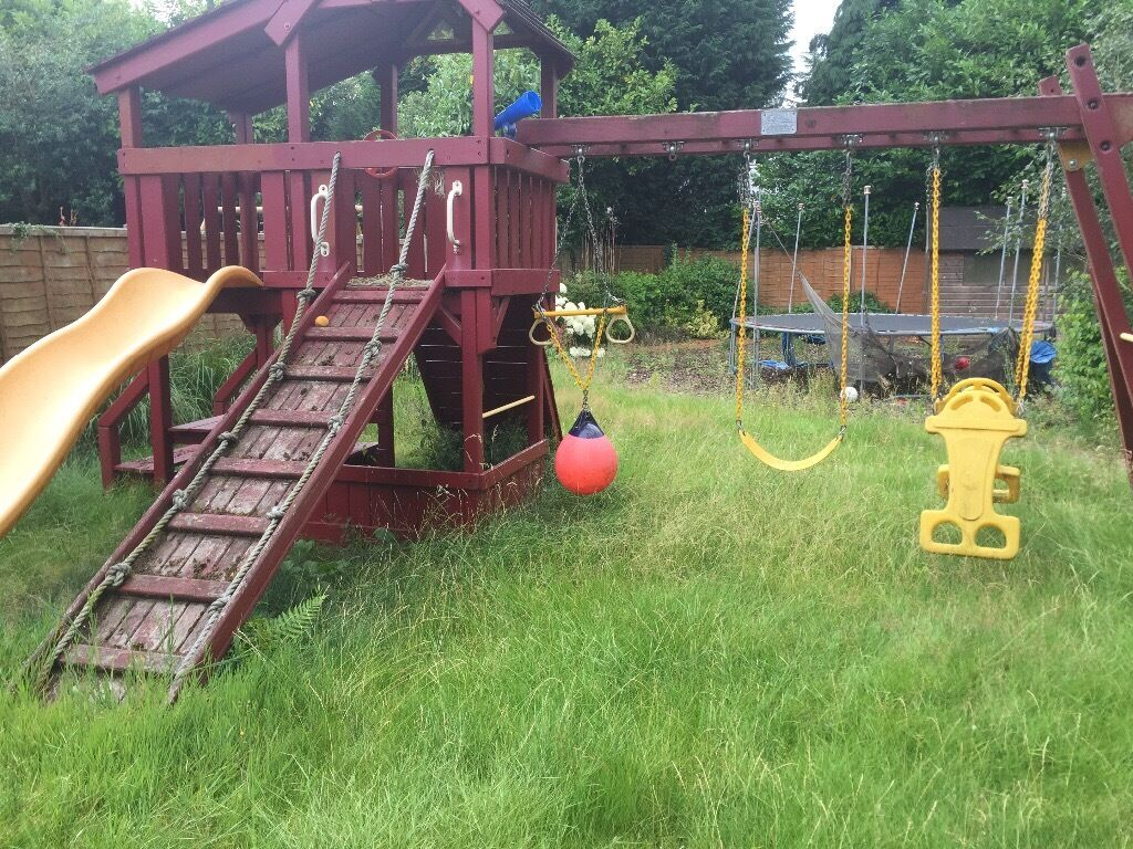 Rainbow Climbing Frame Good Condition | in Solihull, West Midlands ...