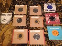 X10 45rpm records