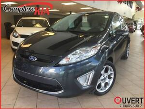 2011 Ford Fiesta SES.CUIR.TOIT OUVRANT.BLUETOOTH.