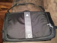 Delsey Luggage - Black Garment Bag