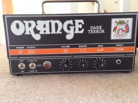Orange Dark Terror 15 watt Tube Amp