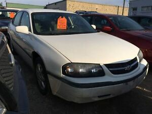 2005 Chevrolet Impala CALL 519 485 6050 CERT AND E TESTED London Ontario image 2
