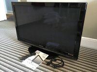"""Panasonic VIERA 42"""" TV with free view"""