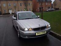 Jaguar XType 2003