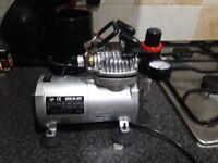 Voilamart Air Brush Dual Action Compressor