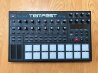 Dave Smith Instruments/Roger Linn Tempest Analog Drum Machine SIGNED by Roger Linn