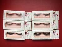 Art metic eyelashes /pre self adhesive /false eyelashes