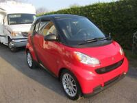 2011 smart fortwo NAVIGATION PURE SOUND A/C