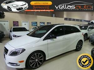 2014 Mercedes-Benz B-Class Sports Tourer SPORT| PANO RF| BLIN...