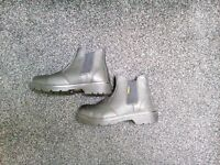 Men's Size 8 Steel Toecapped Chelsea Boots