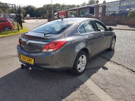 2011 VAUXHALL INSIGNIA,2.0 CDTI,130 BHP,£30 YEAR TAX,ECO FRINEDLY,START/STOP,P/X..